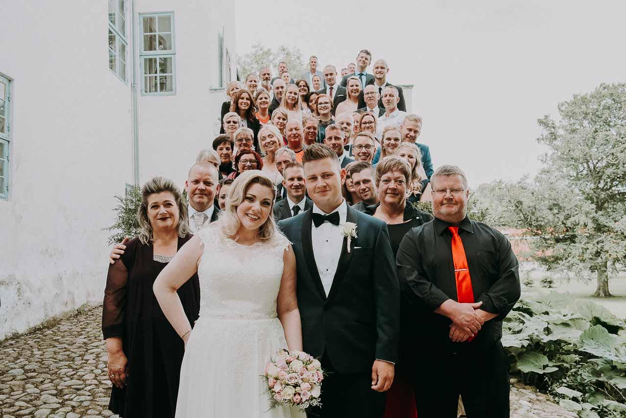 Børn, bryllup og fest